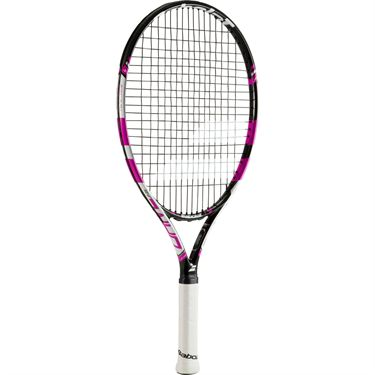 Babolat Pure Drive 23 2015 Junior Black/Pink Tennis Racquet