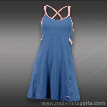 Sofibella Style Cami Dress-Cobalt