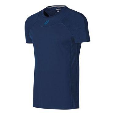 Asics Athlete Cooling Crew - Indigo Blue
