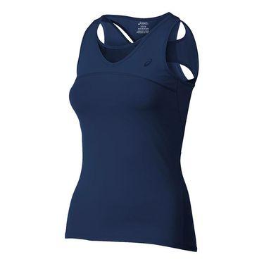 Asics Athlete Tank - Indigo Blue