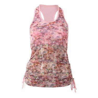 Sofibella Blossom Athletic Tunic - Blossom Print