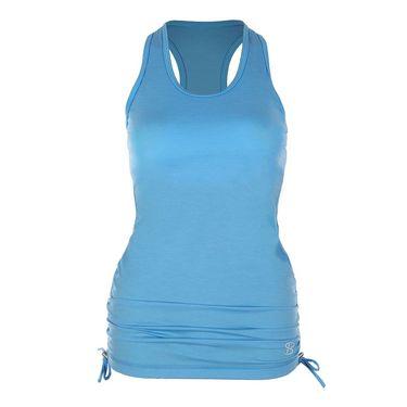 Sofibella Triumph Athletic Tunic - Sky Blue Melange