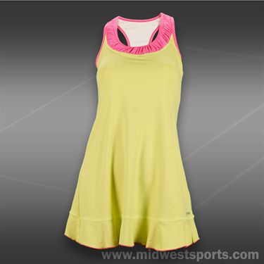 Sofibella Venture Dress-Citron