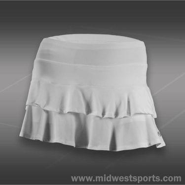 Lija Clarity Score Match Skirt-White