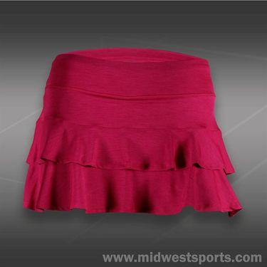 Lija Balance Match Skirt-Raspberry