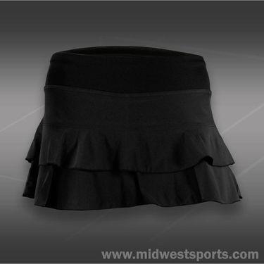 Lija Force Match Skirt-Black