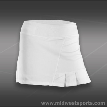 Lija Force Revise Skirt-White