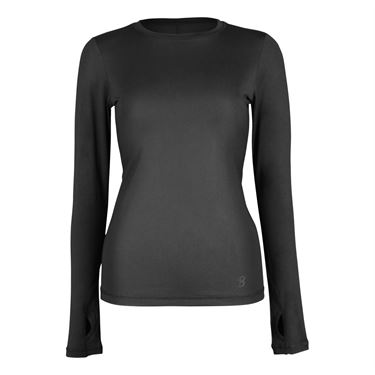 Sofibella Long Sleeve Top - Black