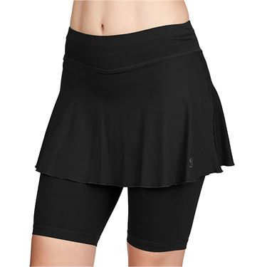 Sofibella Love Jan Bermuda Skirt - Black