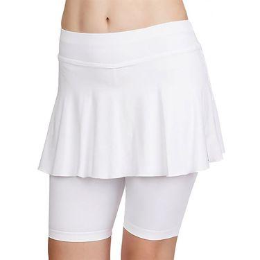 Sofibella Love Jan Bermuda Skirt - White