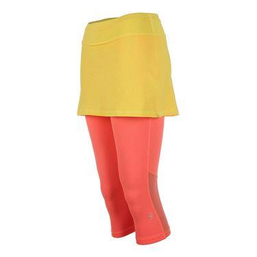 Sofibella Checkmate Abaza Skirt - Mesh/Sorbet