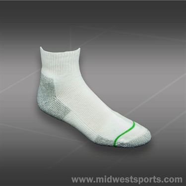 Prince Classic 2 Pack Quarter Sock