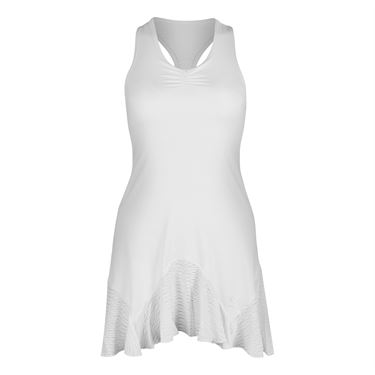 Sofibella Love Racerback Dress - White