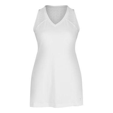 Sofibella Love V Neck Tunic - White