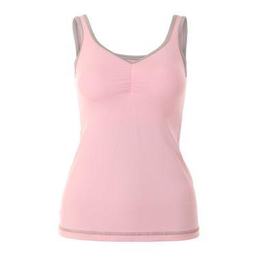 Sofibella Blossom Athletic Cami - Petal Pink