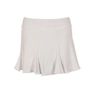 Sofibella Victory 14 Inch Skirt - White