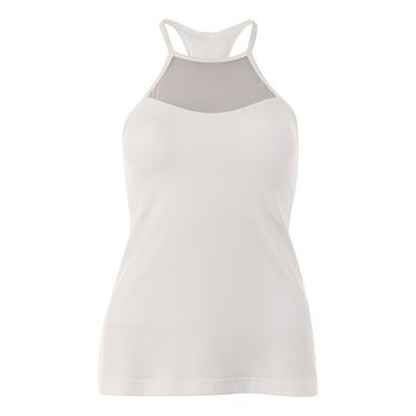 Sofibella White Lily Athletic Cami - White