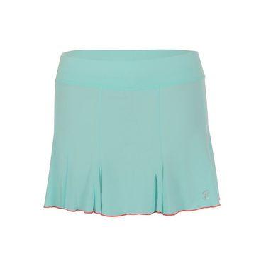 Sofibella Fiji 13 Inch Skirt - Frosted Aqua/Sorbet