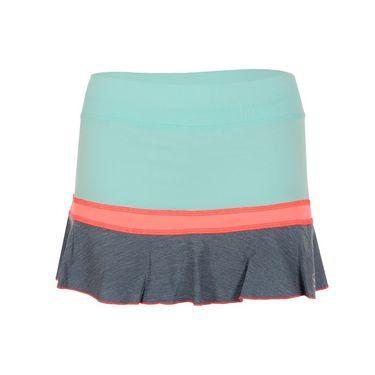 Sofibella Fiji 12 Inch Skirt - Frosted Aqua/Fiji Night