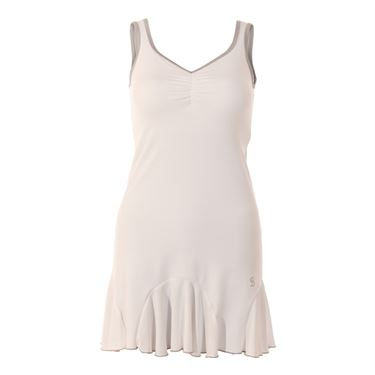Sofibella Blossom Cami Dress - White