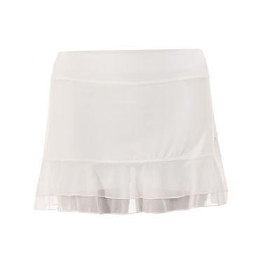 Sofibella White Lily 13 Inch Skirt - White