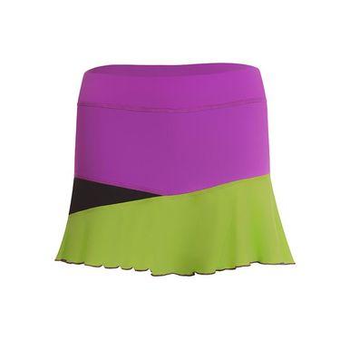 Sofibella Bali 14 Inch Skirt - Amethyst