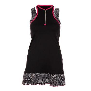 Sofibella Tulum Tank Dress - Black/Tulum