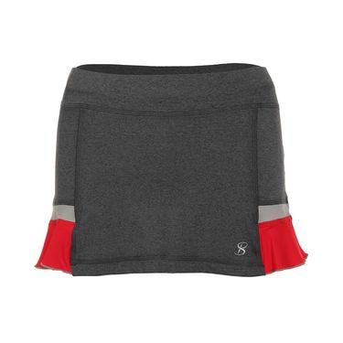 Sofibella Conquest 12 Inch Skirt - Steel Grey