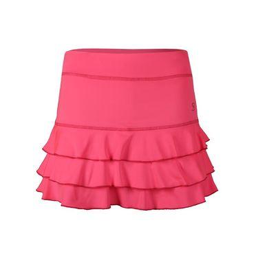 Sofibella Dark Night 13 Inch Skirt - Neon Pink