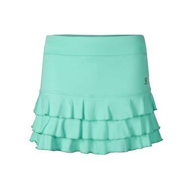 Sofibella Nautical Navy 13 Inch Skirt - Seaglass