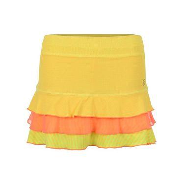 Sofibella Checkmate 13 Inch Skirt - Printed