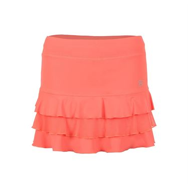 Sofibella Checkmate 13 Inch Skirt - Sorbet