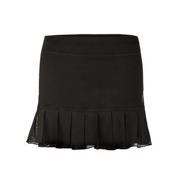 Sofibella Dark Night 14 Inch Skirt - Black