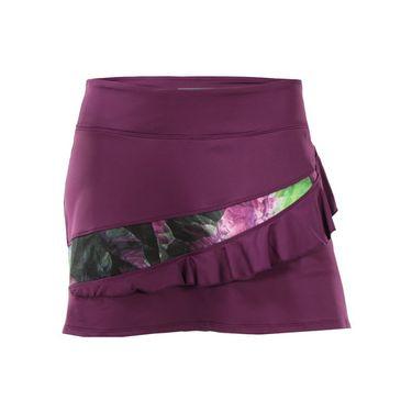 Lija Chemical Romance Elite Advantage Skirt - Acai Purple