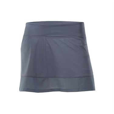 Lija Thermal Atomsphere Compression Borderline Skirt - Stratosphere Green