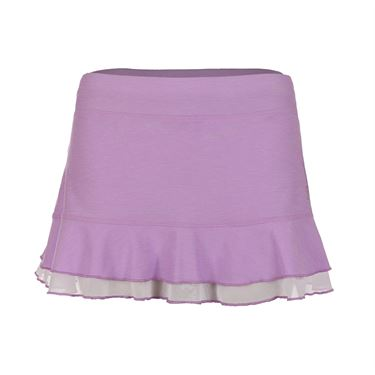 Sofibella Lilac Dream 12 Inch Skirt - Lilac Melange