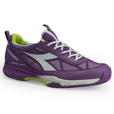 Diadora Speed Pro Evo Womens Tennis Shoe