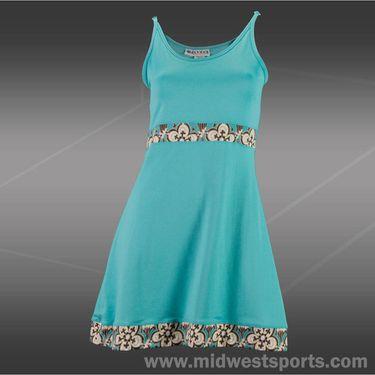 Jerdog Coco Crest Cami Dress