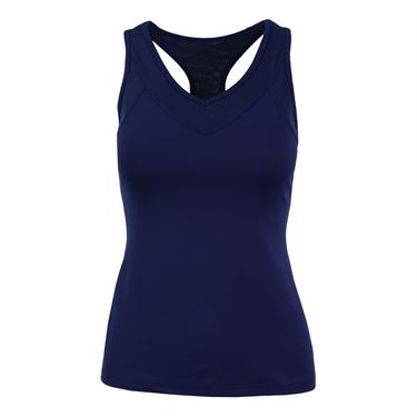 Lija Bold Pursuit Crossback Tank - Ocean