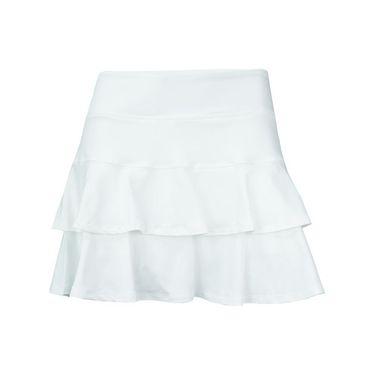 Lija Intense Focus Match Skirt - White