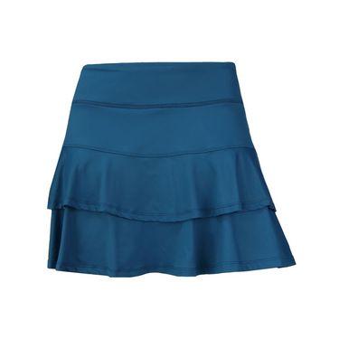 Lija Intense Focus Match Skirt - Pacific Blue