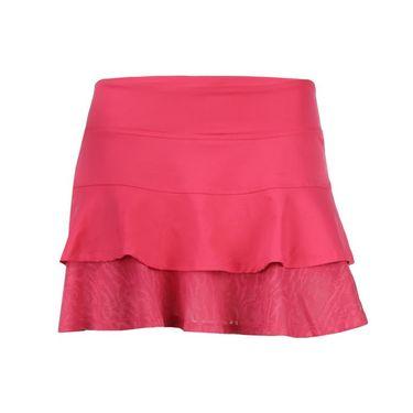 Lija Tropical Sunrise Match Skirt - Rose