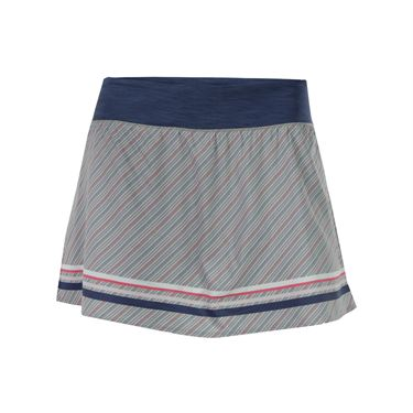 Lija Spring Twilight Pace Skirt - Stripe