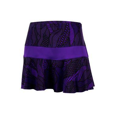 Jerdog Ruby Row New Marrowed Skirt - Purple