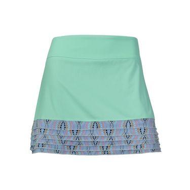 Jerdog Mingle Set Skirt - Mint/Print