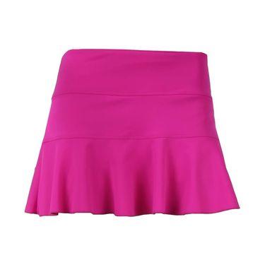 Jerdog Crush Swing Skirt - Fuchsia