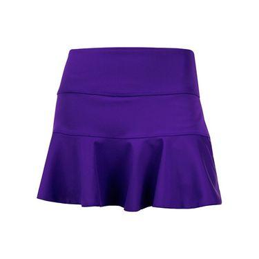 Jerdog Ruby Row Swing Skirt - Purple