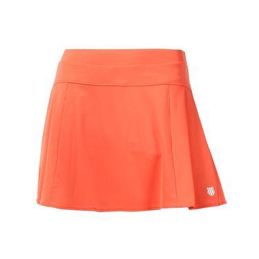 K Swiss Adcourt 14 Inch Skirt - Orange