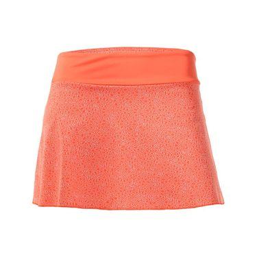 K Swiss Deuce 13 Inch Skirt - Orange