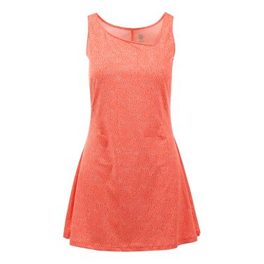 K Swiss Sideline Dress - Orange